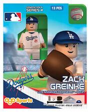 Zack Greinke OYO Los Angeles Dodgers MLB Mini Figure NEW G4