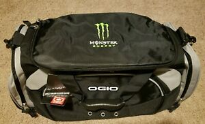 NEW WITH TAGS MONSTER ENERGY TEAM OGIO DUFFEL BAG