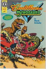 CADILLACS AND DINOSAURS # 1 SPECIAL TYCO TOYS EDITION