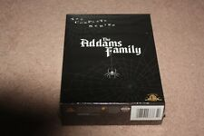 The Addams Family - Complete Series (DVD, 2007, 9-Disc Set) *Brand New Sealed*