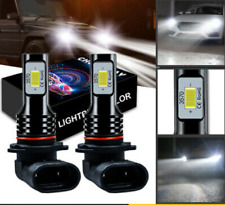 2Pcs For Toyota Corolla ZRE182R 2012-2018 HIR2 LED Low Beam 6500K Conversion Kit