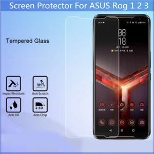 For ASUS Rog Phone 1 2 3 ZS660KL ZS661KS Tempered Glass Screen Protector 9H