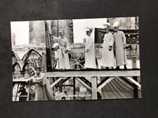 Vintage BW Real Photo #BK York Mystery Plays: 1963: 3 Of 3
