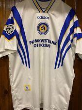 Match Barcelona Spain-Dynamo Kiev Jersey Ucraina Dynamo Kiev Original Shirt
