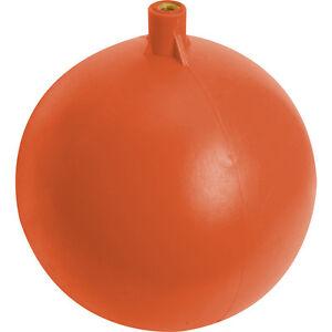 NEW Plastic Ball Float 150mm Each, toilet, cistern, bathroom, Brass insert, UK