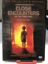 Close Encounters of the Third Kind (Dvd, 2002, Single Disc Version)