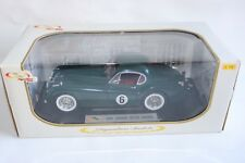 Signature Models Jaguar XK120 XK 120 racing green perfect mint in box OVP Scarce