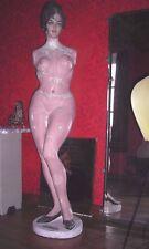 Statue 1900 Andalouse Indienne Hindou Mannequin Orientaliste No GOLDSCHEIDER