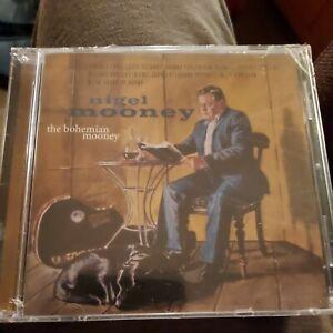 Nigel Mooney : The Bohemian Mooney CD (2013) New Sealed.