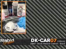More details for hydro dipping hydrographics home starter dip kit - carbon fibre 7 (dk-car07)