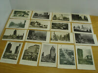 17 RPPC Postcards San Francisco 1906 After the Fire Earthquake Real Photo