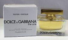 Dolce & Gabbana The One for Women 2.5 oz Eau De Parfum Spray NEW IN TST BOX