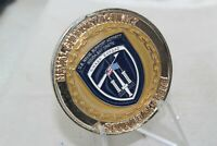 U.S. Naval Support Activity Souda Bay Crete Chief Petty Officers Challenge Coin