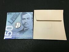 Philippines 2016 1-Piso General Artemio Ricarte Commemorative Coin(Blister Pack)