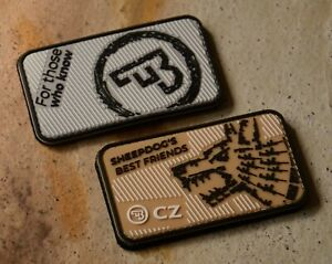 CZUB Sticker With CZ Logo model 2021 - Factory new