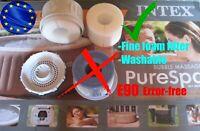 Intex pure SPA / HOT tube washable filter Type S1 fine foam & ERROR-free