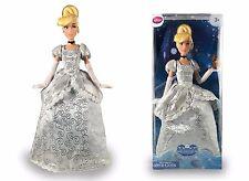 Disney Store Princess Cinderella classic doll silver ballgown dress custom