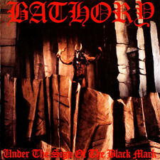 Bathory UNDER THE SIGN OF THE BLACK MARK 3rd Album SWEDISH METAL New Sealed CD