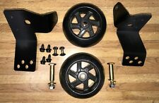 "CRAFTSMAN OEM 42"" MOWER  DECK WHEEL KIT GWN42B & FITS POULAN AYP RALLY"
