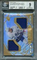 2016-17 spx ice shredders materials #isam AUSTON MATTHEWS rc BGS 9 (10 9.5 9 8)