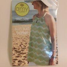 Amy Butler Sun Surf Halter Midwest Modern Sewing Pattern