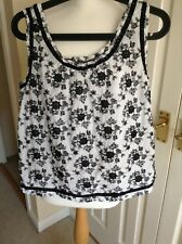 Laura Ashley Top Size 12
