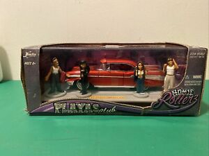 Jada Toys Homie Rollerz 1:24 '57 Chevy Bel Air Playas Club in red 1957 Rollers