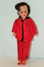 Vintage Eegee  Doll 10 inch.  Twist Waist.