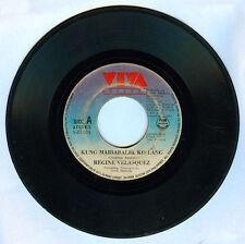 Philippines REGINE VELAQUEZ Kung Maibabalik Ko Lang OPM 45 rpm Record