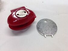 Shot Lock Trigger Gun Lock Red Clam Trigger Cover W/ Key New Free Ship Safety