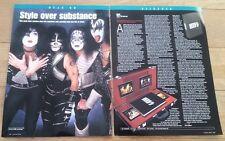 KISS Box Set review UK ARTICLE / clipping