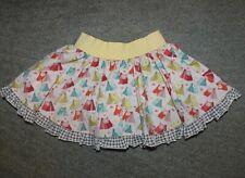 Matilda Jane (It's A Wonderful Parade) Campy Circle Skirt - Size 18 Months - Euc