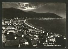AD8620 Savona - Provincia - Laigueglia - Panorama di notte