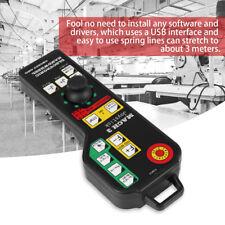 Mach3 6 Usb Joystick Rocker Handheld Electronic Handwheel For Cnc Engraving