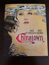 Chinatown Blu Ray Rare Oop Slipcover Slipcase Jack Nicholson Roman Polanski