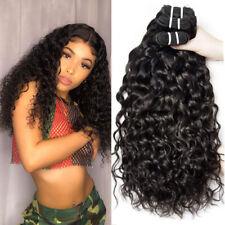Water Wave Bundles Brazilian Virgin Hair Weave Bundle Human Hair Extensions 300g