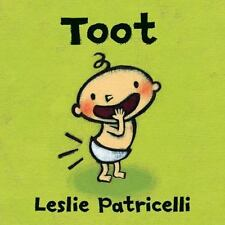 Toot [Leslie Patricelli board books]