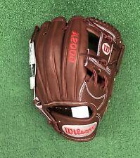 "2020 Wilson A2000 11.75"" 1787 Infield Baseball Glove - WTA20RB201787"