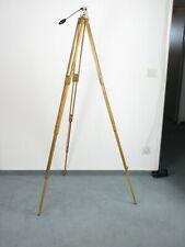 Berlebach Mulda Holzstativ wooden tripod + Schwenkkopf swivel head