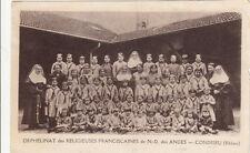 CONDRIEU orphelinat des religieux franciscaines de notre-dame des anges