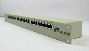 Quintum TEN-AXG-2400 Sonus 24 Port Patch Panel
