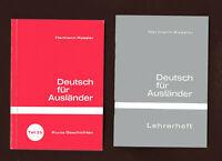 Kessler DEUTSCH FÜR AUSLÄNDER Teil 2 b Kurze Geschichten + Lehrerheft