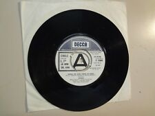 "GENESIS: Where The Sour Turns To Sweet-In Hiding-U.K. 7"" 1969 Decca F 12949 Demo"