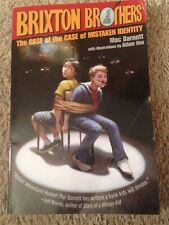 Brixton Brothers: The Case of Mistaken Identity book by Mac Barnett