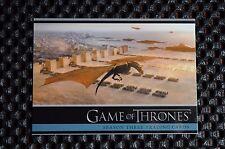 Game of Thrones Season 3 Promo Card P3 Binder