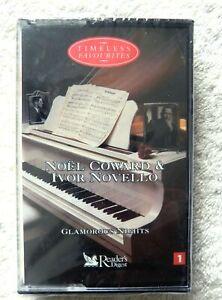 76312 Cassette 1 Noel Coward & Ivor Novello [NEW / SEALED] Cassette Album