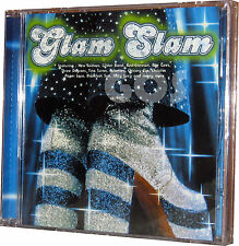 Glam Slam Tracks From The Seventies CD Of 1970s Music Songs New Sealed