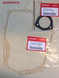Honda MSX125 Grom 2013-2020 Genuine Oil Filter Spinner & Clutch Cover Gasket