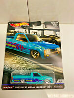 2019 Hot Wheels Premium Car Culture Cruise Boulevard Custom '93 Nissan Hardbody