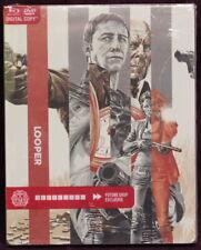 LOOPER (SteelBook, BluRay/DVD, 2012, Includes Digital Copy)
